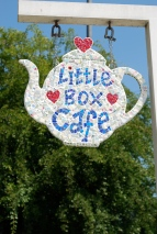 Little Box Tea Pot