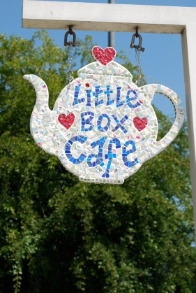 Little Box Tea Pot
